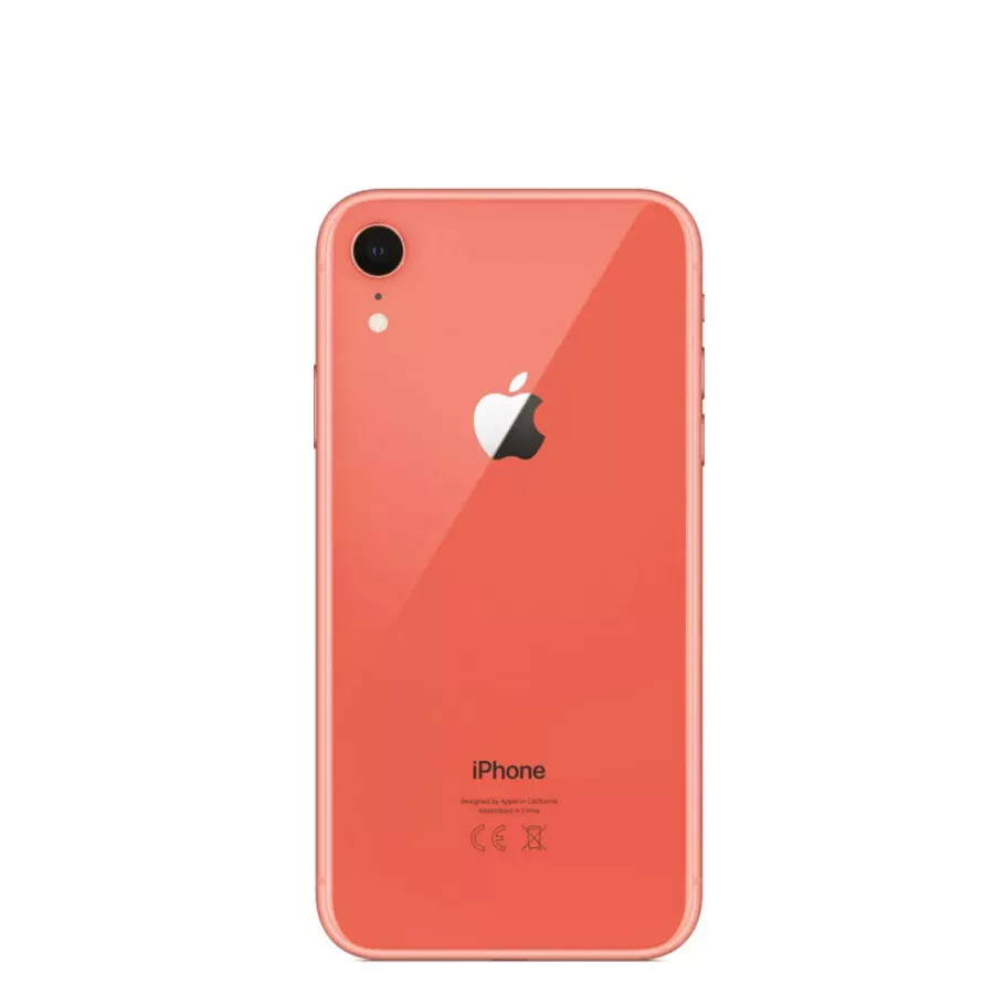 Apple iPhone XR 256ГБ Коралловый (Coral). Вид 3