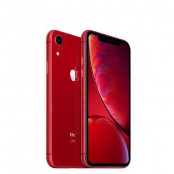 Apple iPhone XR 64ГБ Красный ((PRODUCT)RED). Вид 1