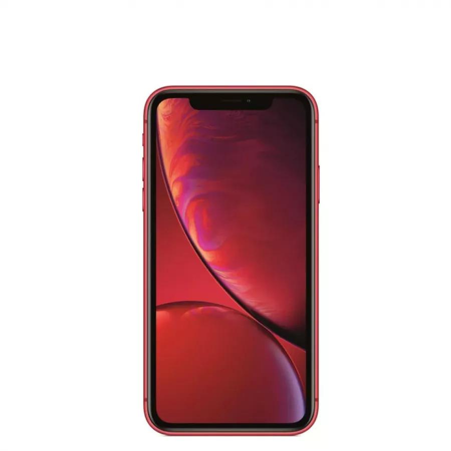 Apple iPhone XR 64ГБ Красный ((PRODUCT)RED). Вид 2