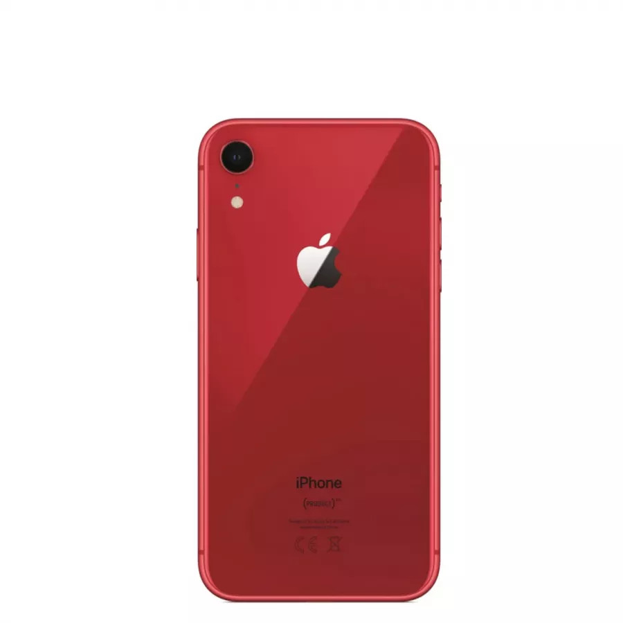 Apple iPhone XR 64ГБ Красный ((PRODUCT)RED). Вид 3