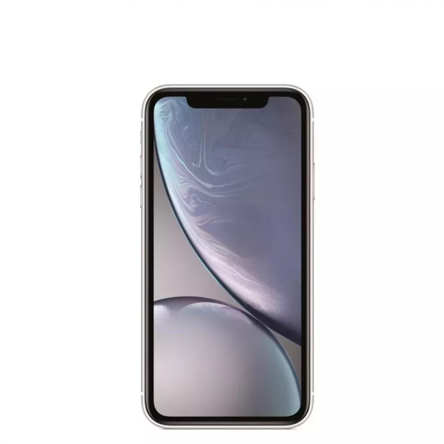 Apple iPhone XR 64ГБ Белый (White). Вид 2