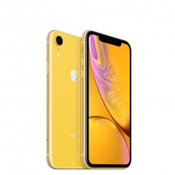 Apple iPhone XR 64ГБ Желтый (Yellow). Вид 1