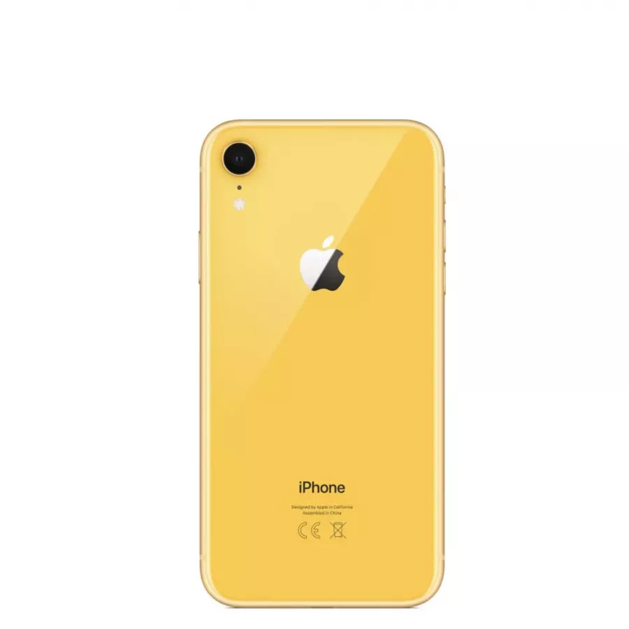 Apple iPhone XR 64ГБ Желтый (Yellow). Вид 3