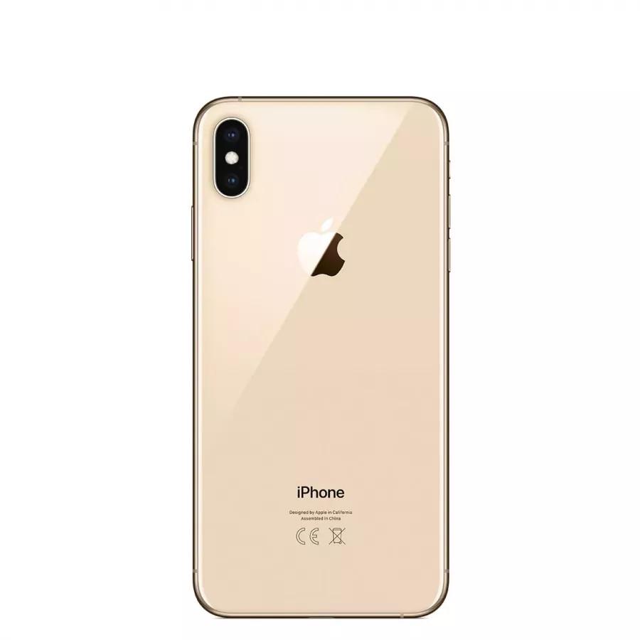 Apple iPhone XS Max 256ГБ Золотой (Gold). Вид 3