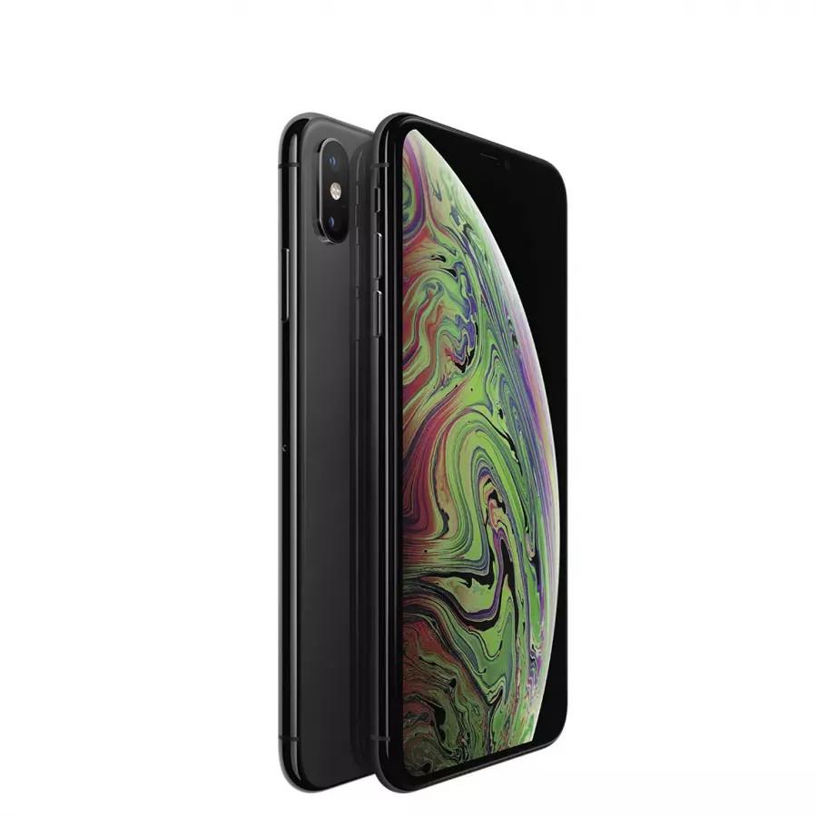 Apple iPhone XS Max 256ГБ Серый космос (Space Gray). Вид 1