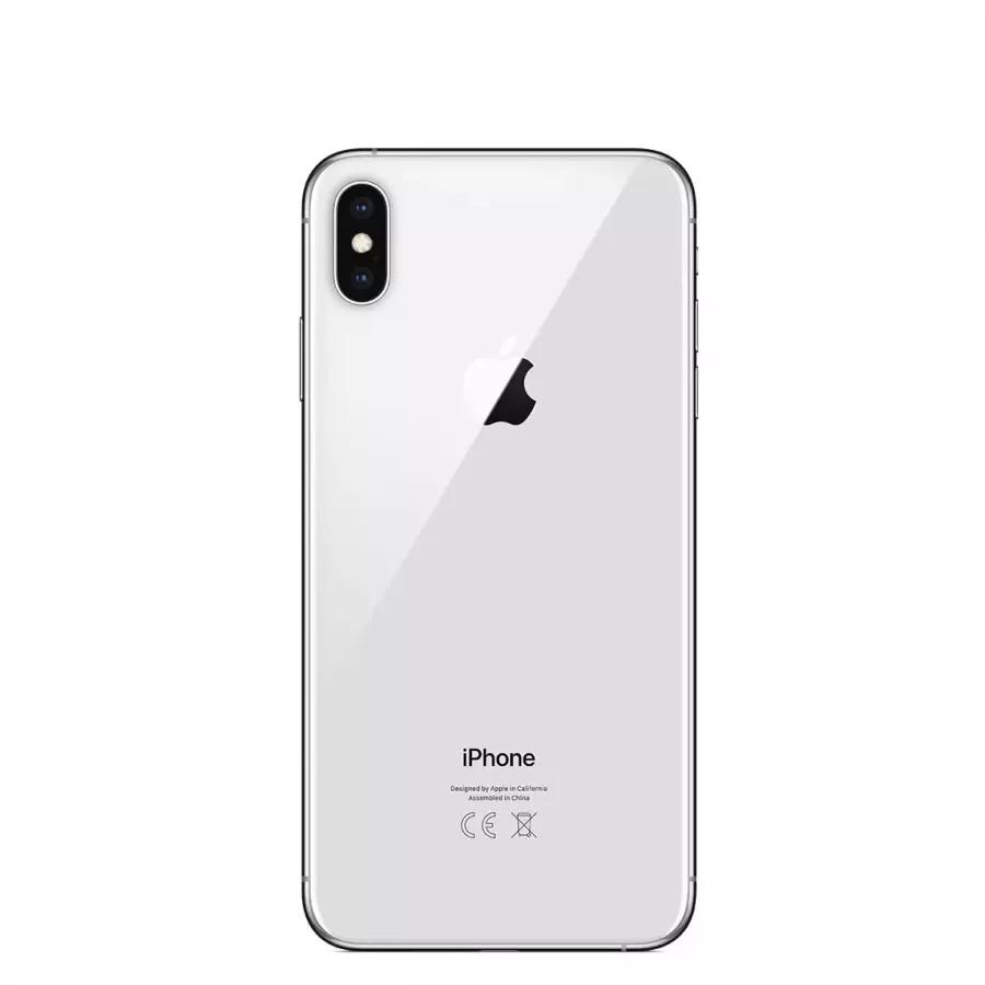 Apple iPhone XS Max 64ГБ Серебристый (Silver). Вид 3