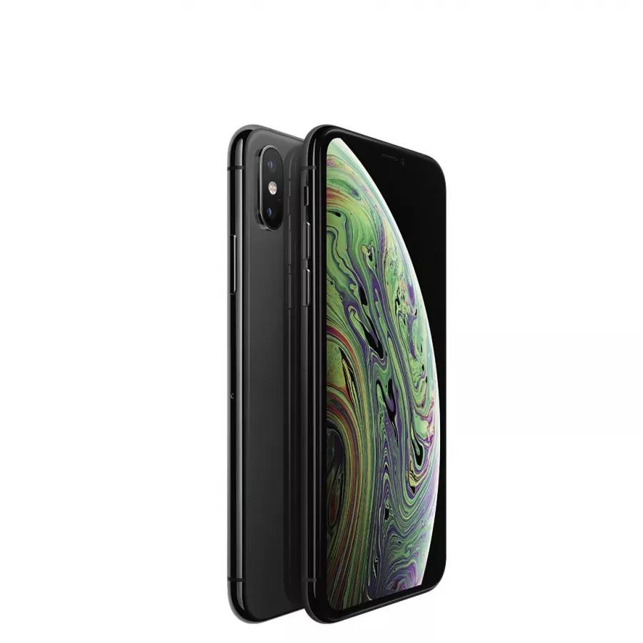 Apple iPhone XS 64ГБ Серый космос (Space Gray). Вид 1