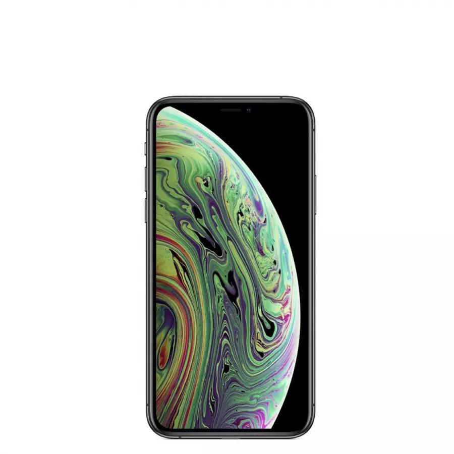 Apple iPhone XS 64ГБ Серый космос (Space Gray). Вид 2