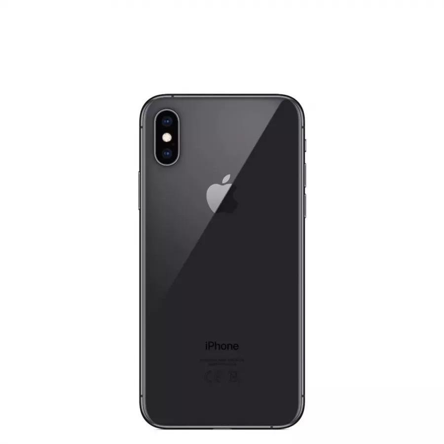Apple iPhone XS 64ГБ Серый космос (Space Gray). Вид 3