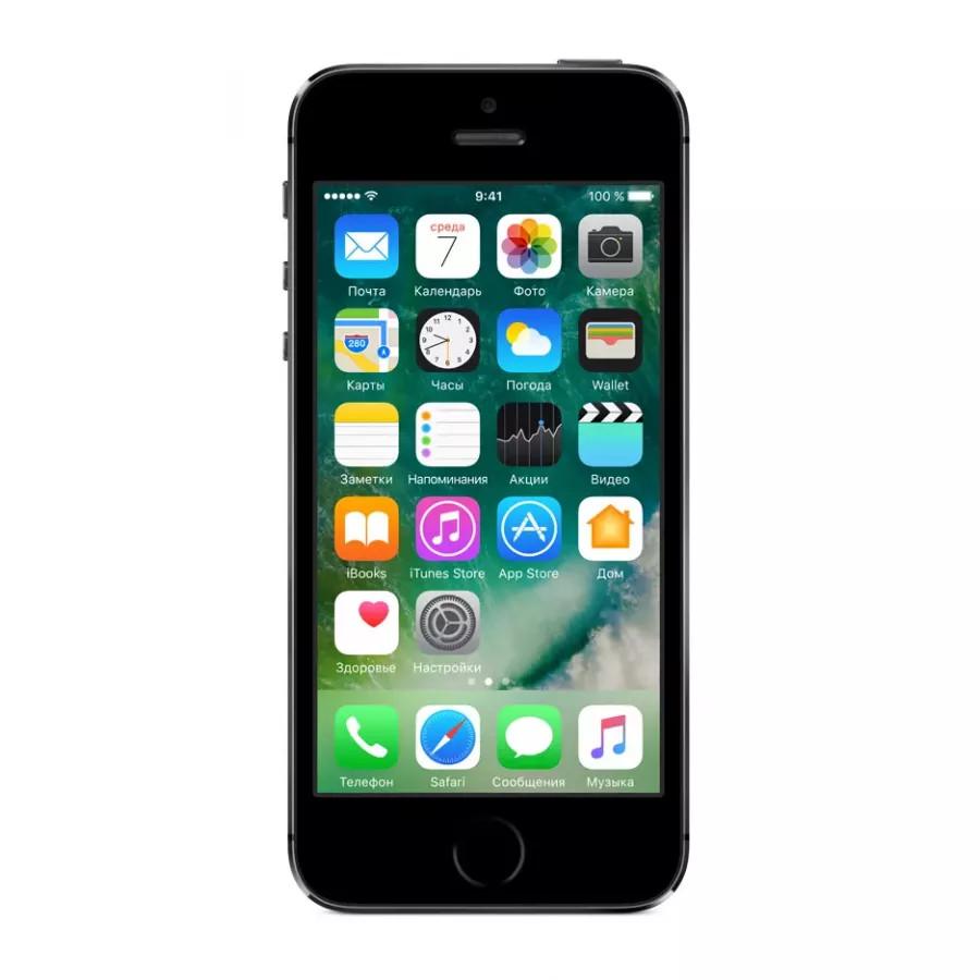 Apple iPhone 5s (6 mini) 16ГБ (Space Gray) Как новый