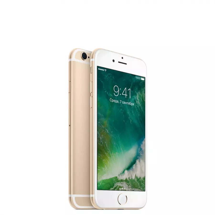 Apple iPhone 6s 32ГБ Gold. Вид 1