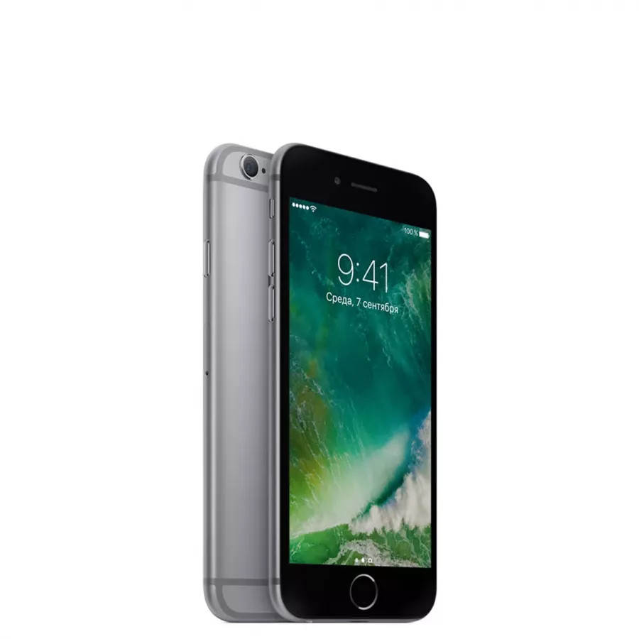 Apple iPhone 6s 32ГБ Space Gray. Вид 1