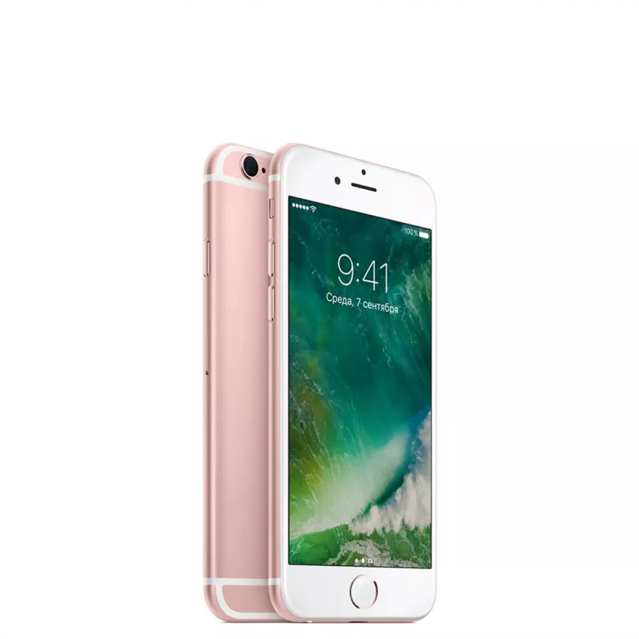 Apple iPhone 6s 32ГБ Rose Gold. Вид 1