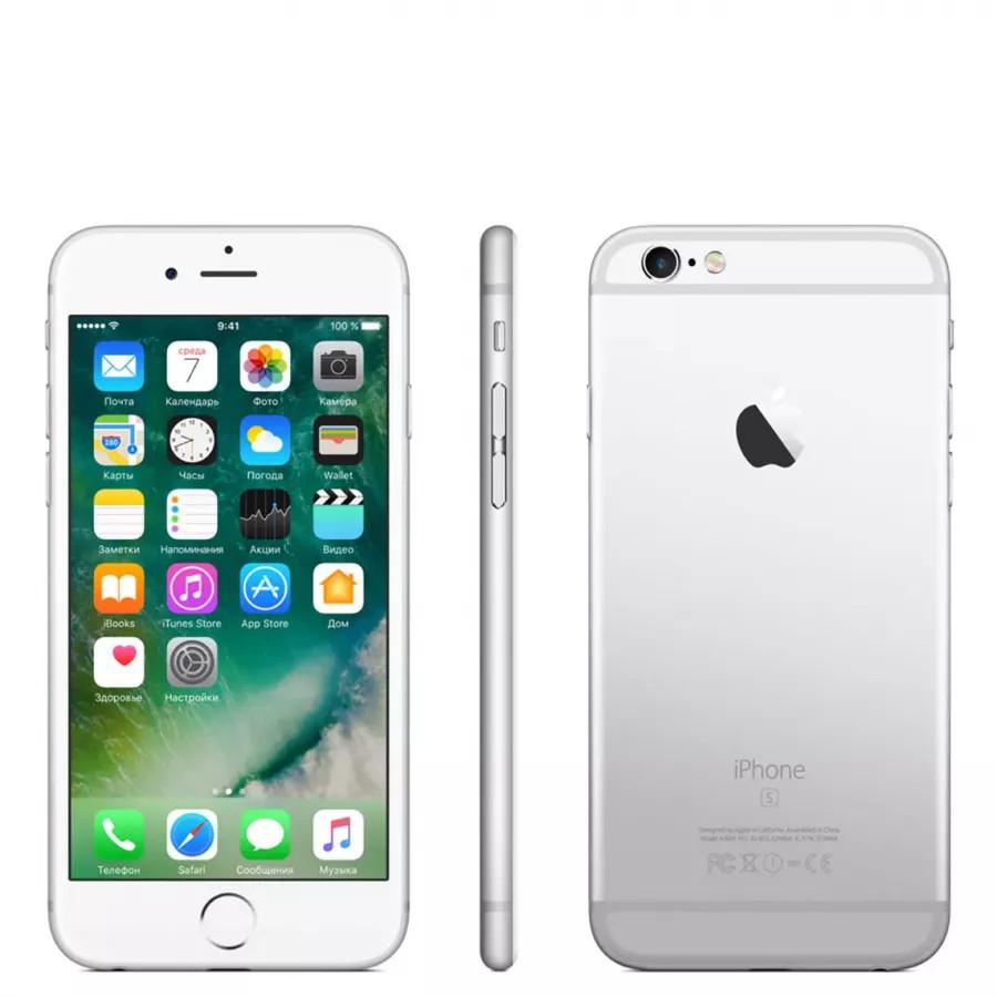 Apple iPhone 6s 128ГБ Silver. Вид 2