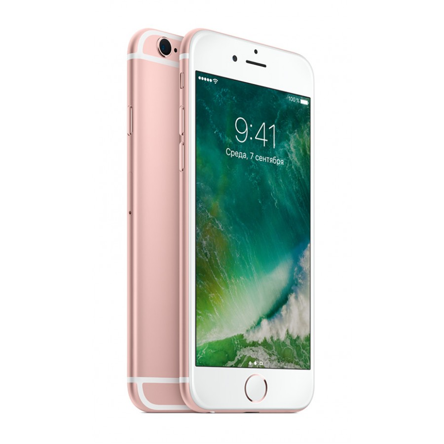 Купить Apple iPhone 6s Plus 32ГБ Rose Gold в Сочи