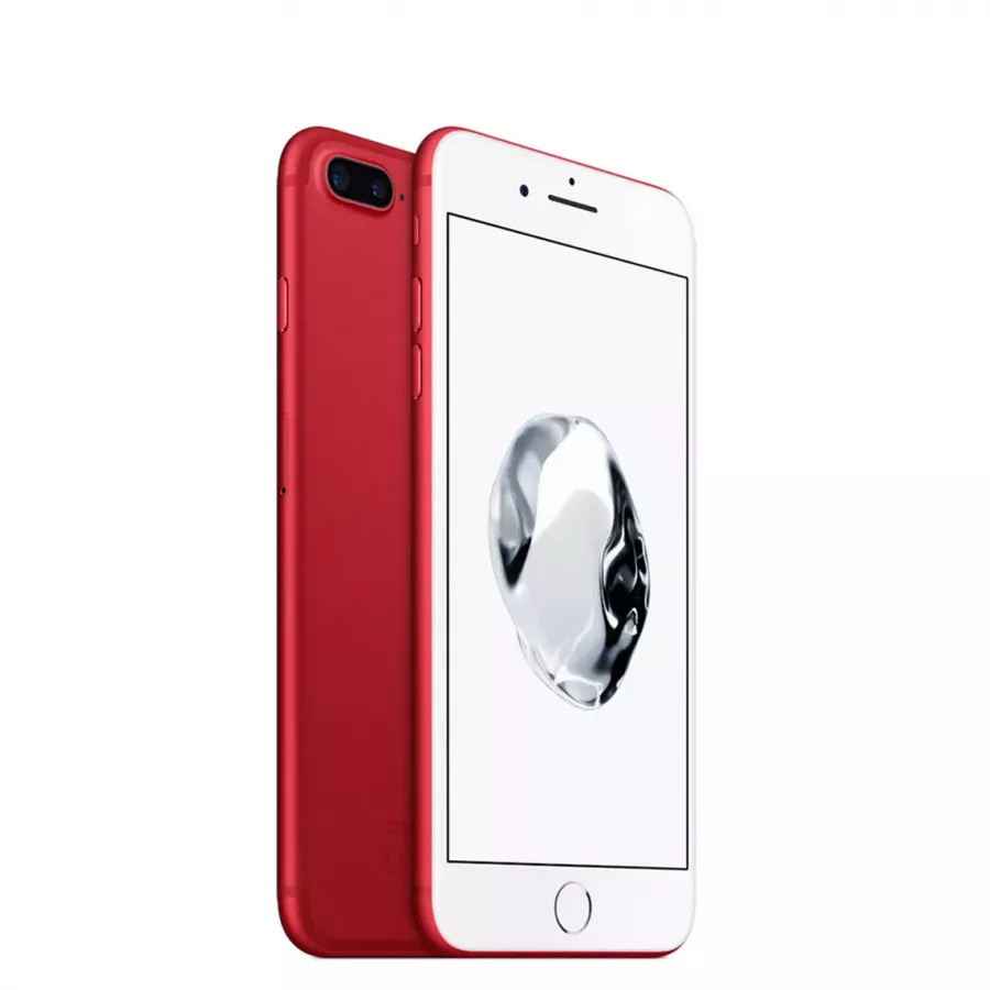 Apple iPhone 7 Plus 256ГБ (PRODUCT)RED Special Edition. Вид 1