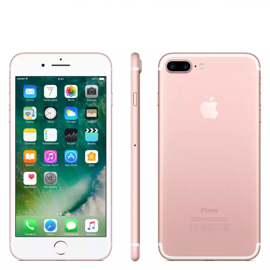 Apple iPhone 7 Plus 32ГБ Rose Gold. Вид 2