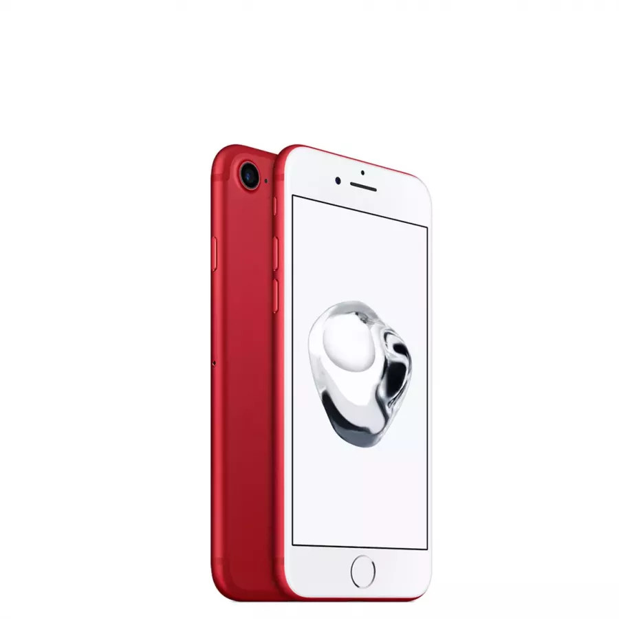 Apple iPhone 7 128ГБ (PRODUCT)RED Special Edition. Вид 1