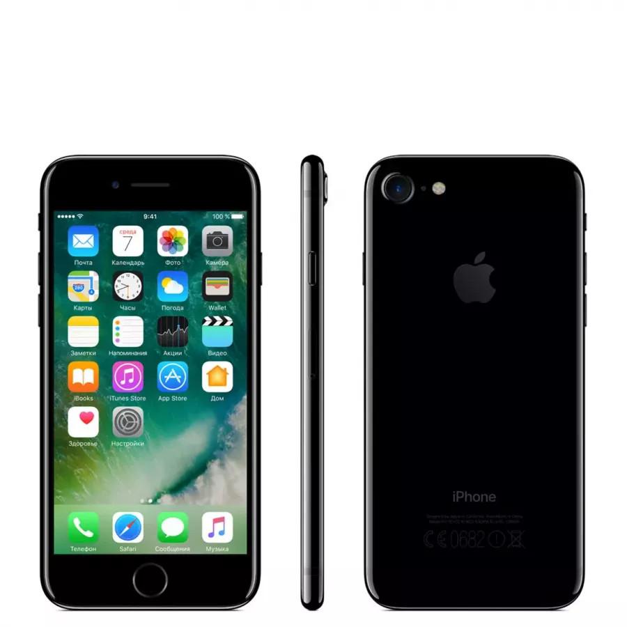 Apple iPhone 7 256ГБ Jet Black. Вид 2