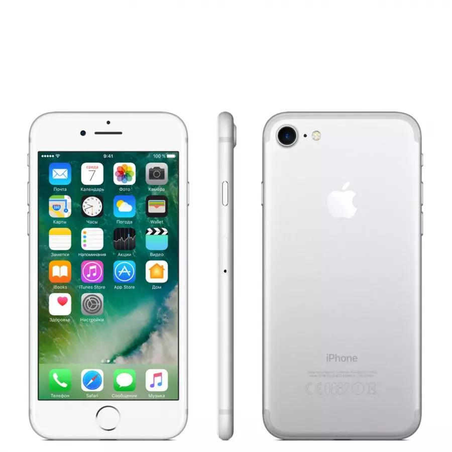 Apple iPhone 7 128ГБ Silver. Вид 2