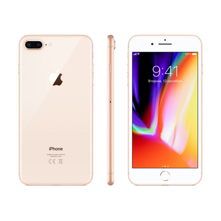 Купить Apple iPhone 8 Plus 64ГБ Золотой (Gold) в Сочи