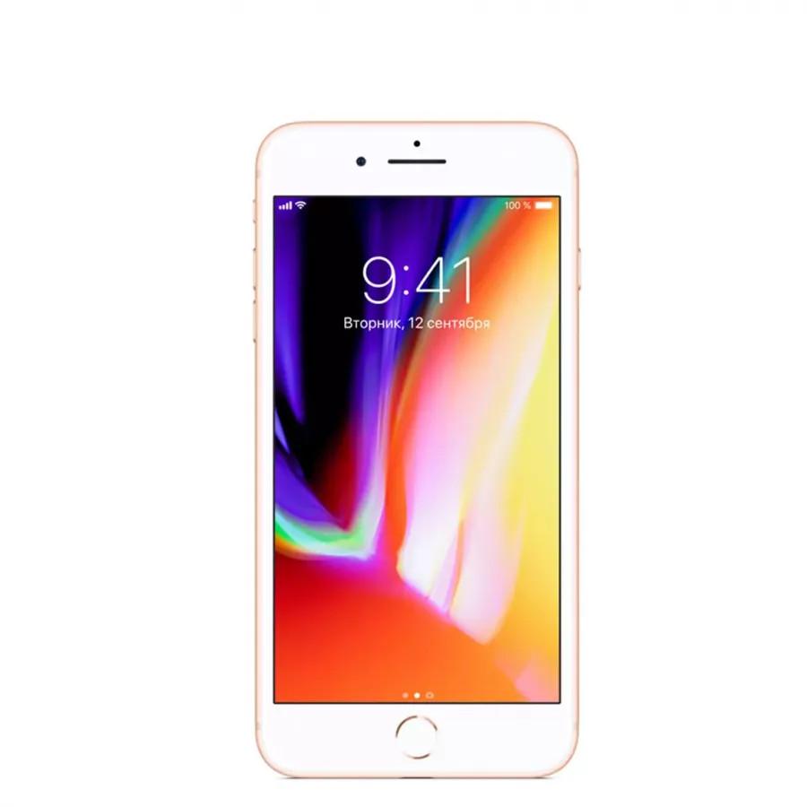 Apple iPhone 8 Plus 64ГБ Золотой (Gold). Вид 1