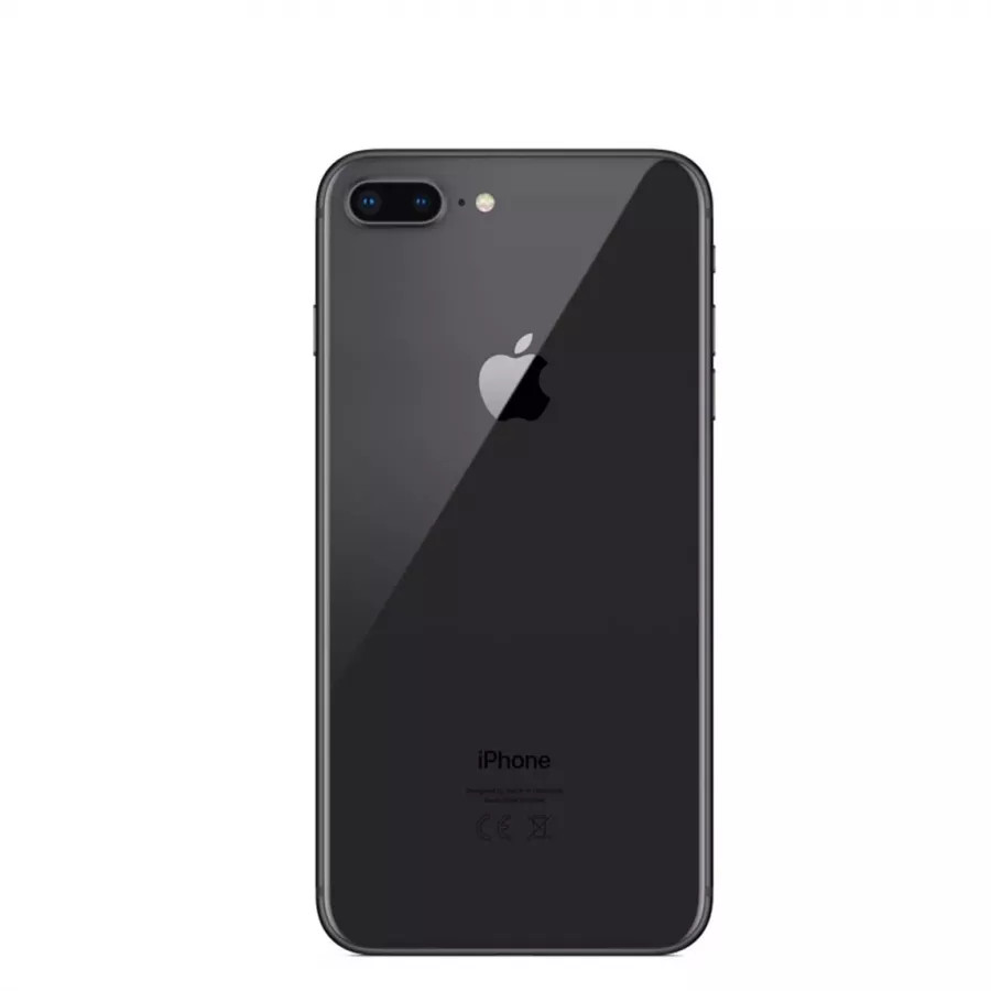 Apple iPhone 8 Plus 64ГБ Серый космос (Space Gray). Вид 2