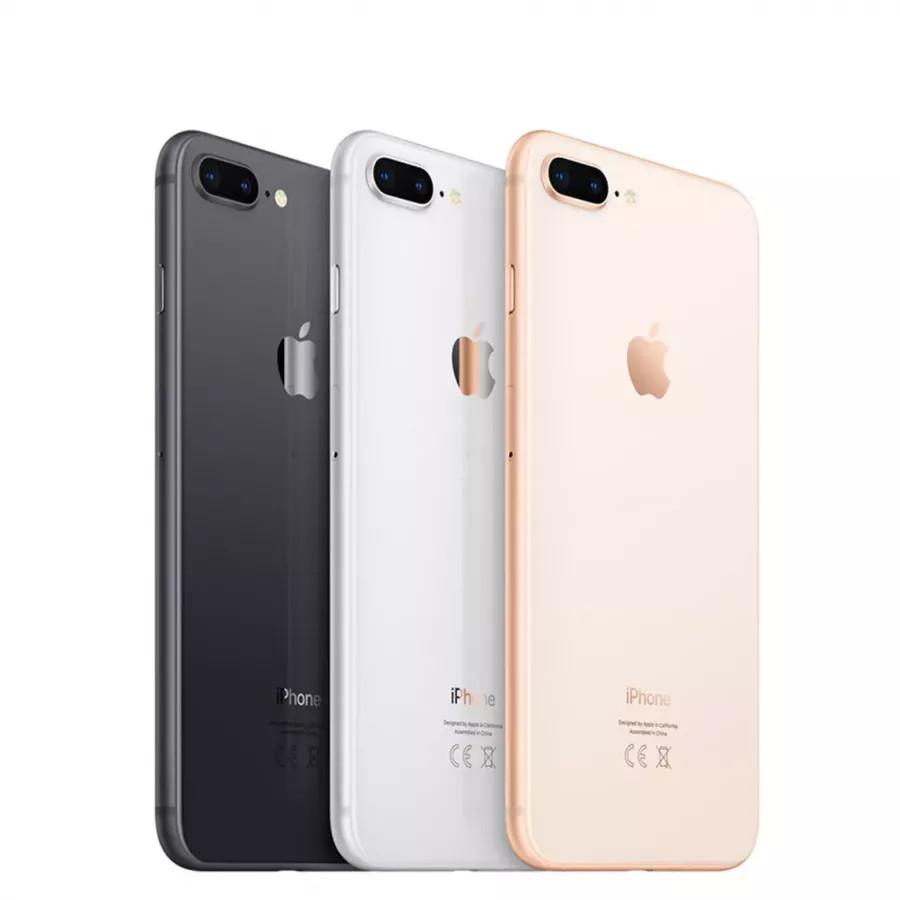 Apple iPhone 8 Plus 256ГБ Серый космос (Space Gray). Вид 5