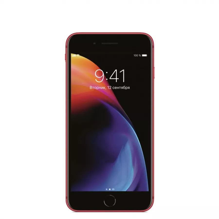 Apple iPhone 8 Plus 256ГБ (PRODUCT)RED Special Edition. Вид 1