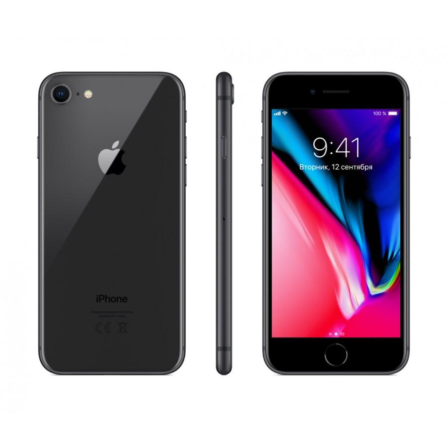 Apple iPhone 8 64ГБ Серый космос (Space Gray)