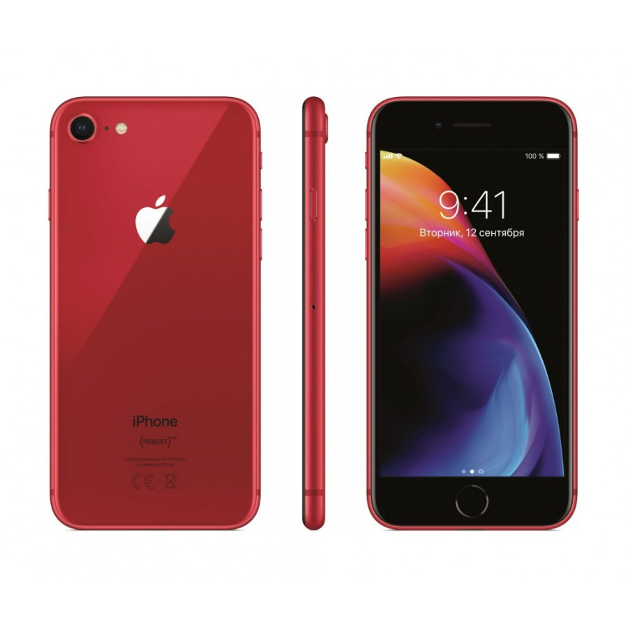 Купить Apple iPhone 8 64ГБ (PRODUCT)RED Special Edition в Сочи