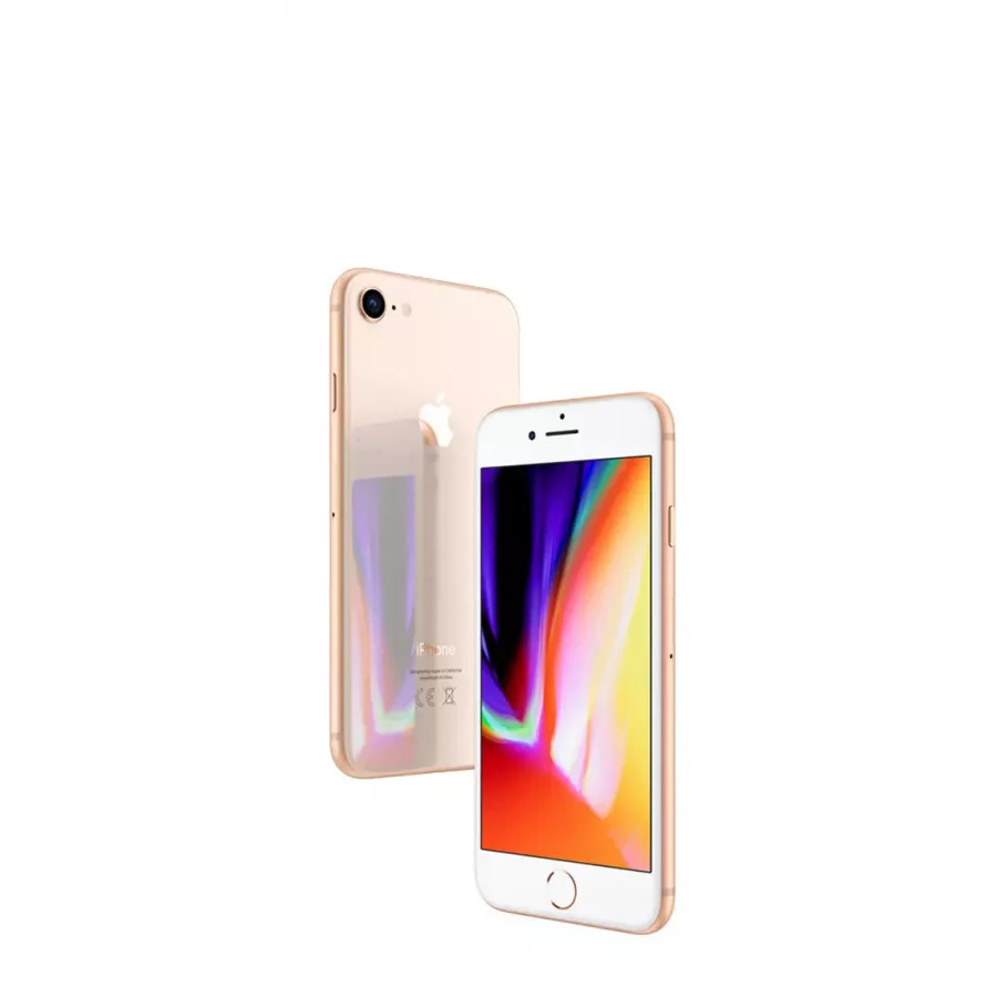 Apple iPhone 8 256ГБ Золотой (Gold). Вид 4