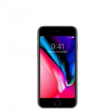 Apple iPhone 8 64ГБ Серый космос (Space Gray). Вид 1