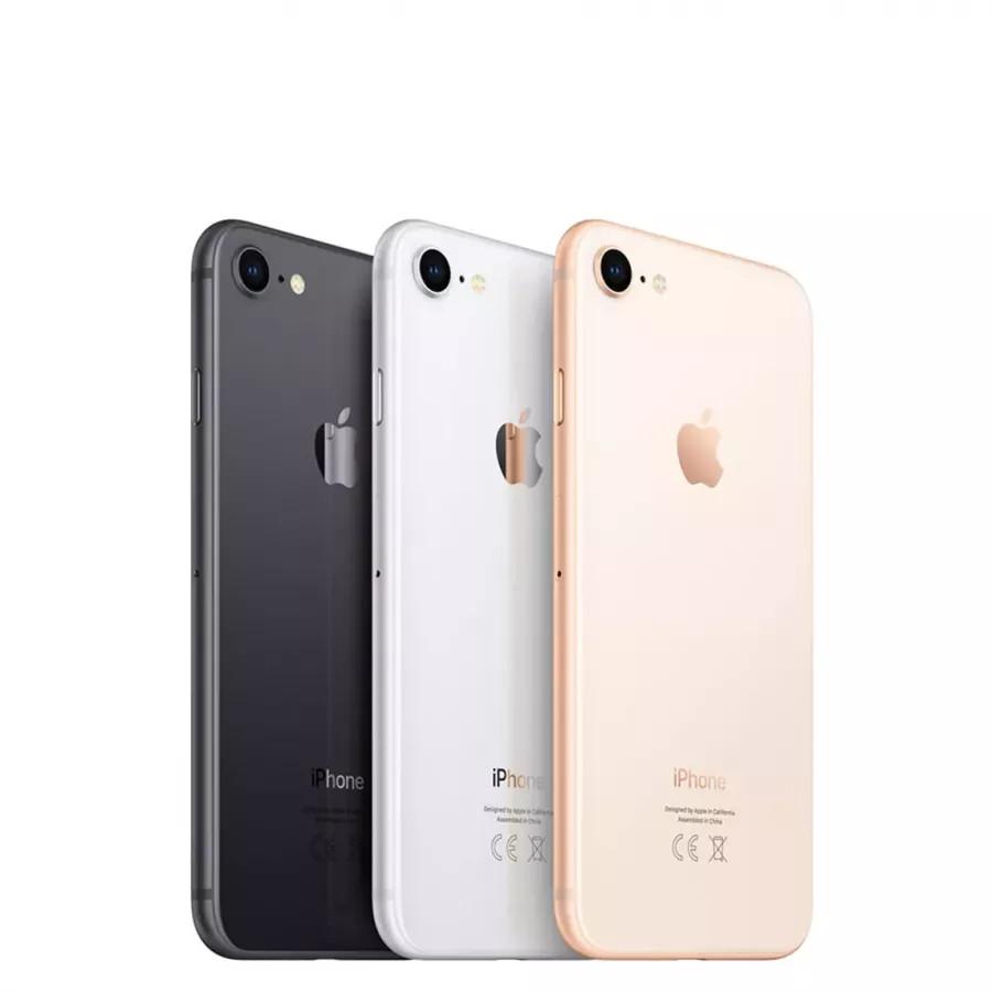 Apple iPhone 8 128ГБ Серебристый (Silver). Вид 5