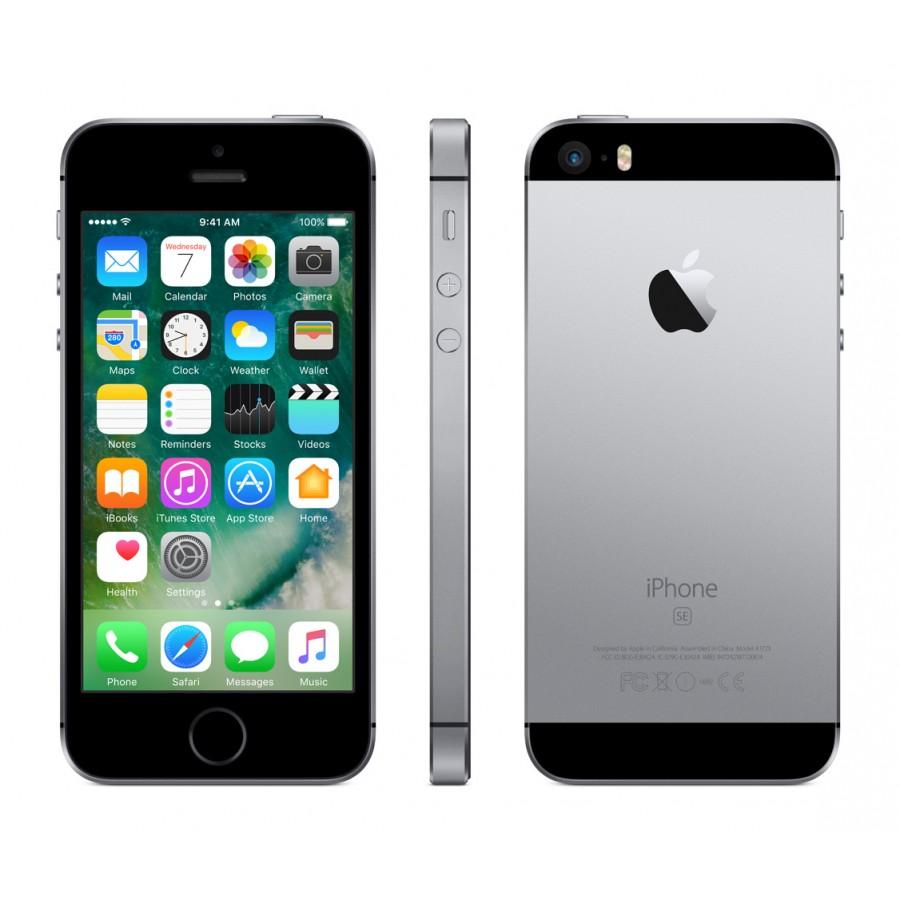 Apple iPhone SE 32ГБ LTE Space Gray