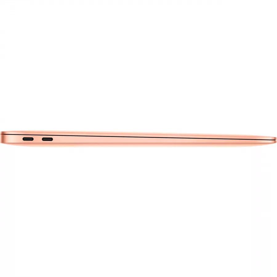 Apple MacBook Air 13 2020 (i3 1,1 ГГц, Turbo Boost 3,2 ГГц, 8ГБ, 256ГБ SSD) Золотой. Вид 3