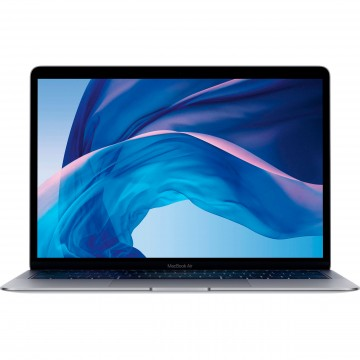 "Apple MacBook Air 13 2020 (i3 1,1 ГГц, Turbo Boost 3,2 ГГц, 8ГБ, 256ГБ SSD) ""Серый космос"". Вид 1"