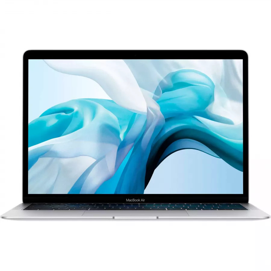 Apple MacBook Air 13 2019 (i5 1,6 ГГц, 8ГБ, 256ГБ SSD) Серебристый. Вид 1