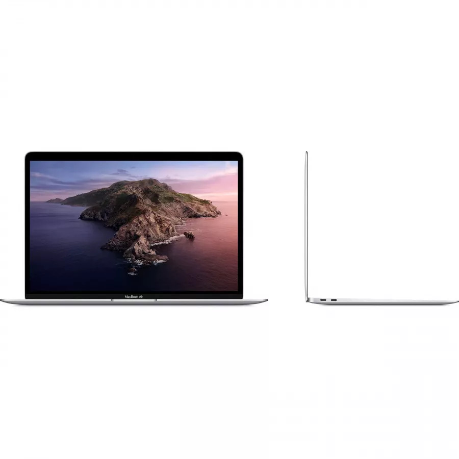 Apple MacBook Air 13 2019 (i5 1,6 ГГц, 8ГБ, 256ГБ SSD) Серебристый. Вид 3
