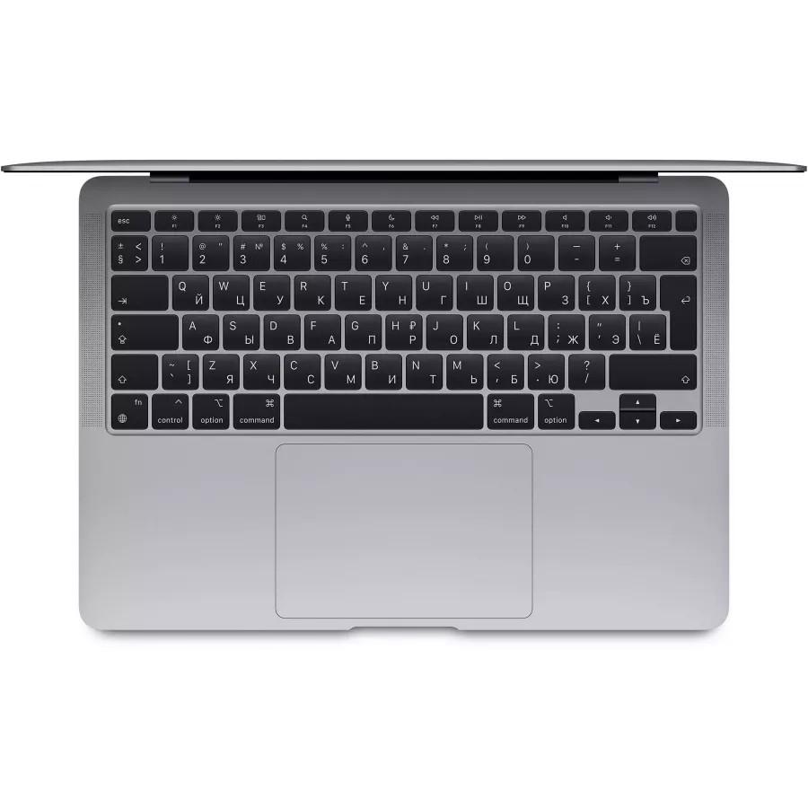 "Apple MacBook Air 13"" 2020 (M1-7, 16ГБ, 256ГБ SSD) ""Серый космос"". Вид 2"