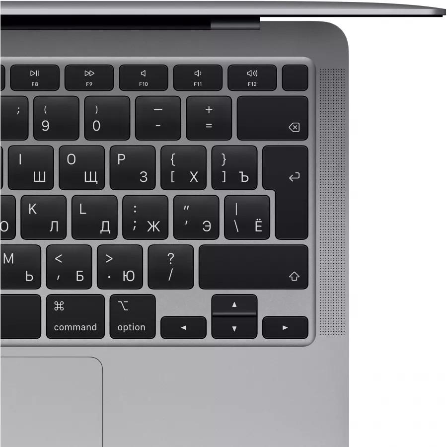 "Apple MacBook Air 13"" 2020 (M1-7, 16ГБ, 256ГБ SSD) ""Серый космос"". Вид 3"
