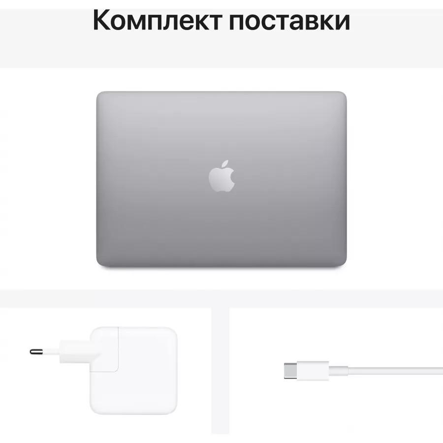 "Apple MacBook Air 13"" 2020 (M1-7, 8ГБ, 256ГБ SSD) ""Серый космос"". Вид 6"