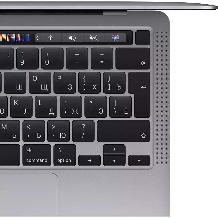 "Apple MacBook Pro 13"" 2021 (M1, 8ГБ, 256ГБ SSD) ""Серый космос"". Вид 3"