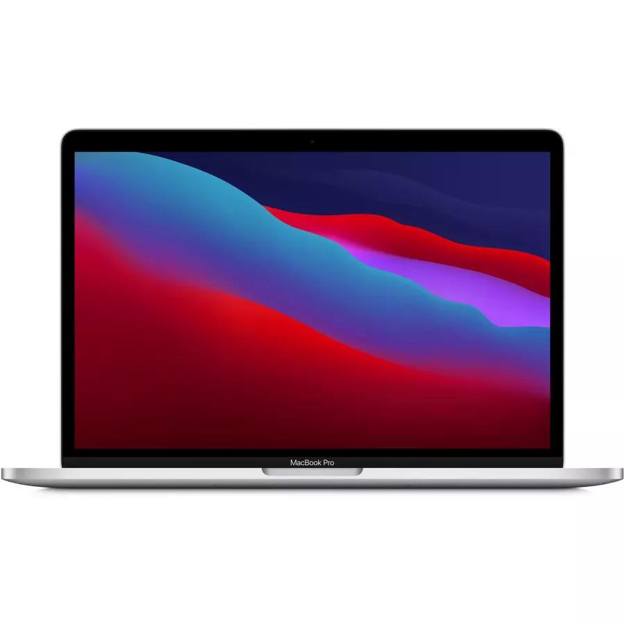"Apple MacBook Pro 13"" 2021 (M1, 8ГБ, 256ГБ SSD) Серебристый. Вид 1"