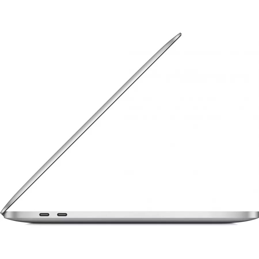 "Apple MacBook Pro 13"" 2021 (M1, 8ГБ, 256ГБ SSD) Серебристый. Вид 4"