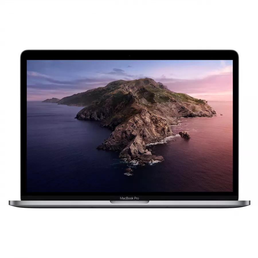 "Apple MacBook Pro 13 (i5 1.4, 8ГБ, Iris Plus Graphics 645, SSD 256ГБ) ""Серый космос"". Вид 1"