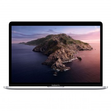 Apple MacBook Pro 13 (i5 2.4, 8ГБ, Iris Plus Graphics 655, SSD 256ГБ) Серебристый. Вид 1