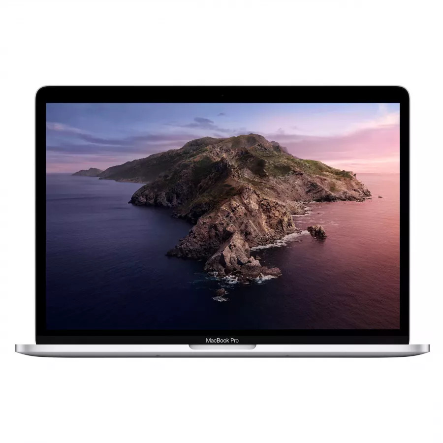 Apple MacBook Pro 13 (i5 1.4, 8ГБ, Iris Plus Graphics 645, SSD 256ГБ) Серебристый. Вид 1