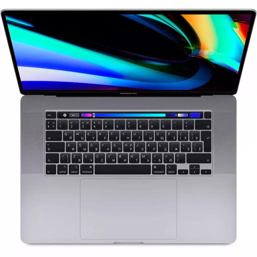 "Apple MacBook Pro 16"" (i9 2.3, 16ГБ, Radeon Pro 5500 4ГБ, SSD 1ТБ) ""Серый космос"". Вид 2"
