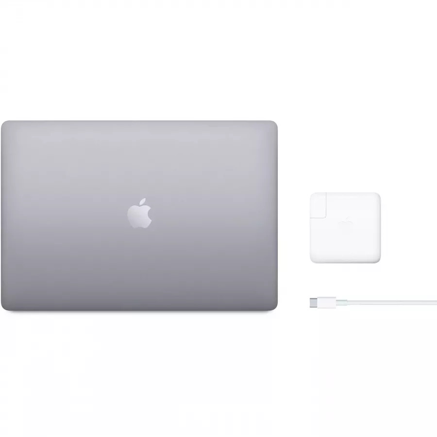 "Apple MacBook Pro 16"" (i9 2.3, 16ГБ, Radeon Pro 5500 4ГБ, SSD 1ТБ) ""Серый космос"". Вид 4"